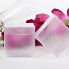 Translúcido Cubic Cajas de regalos (Juego de 12)