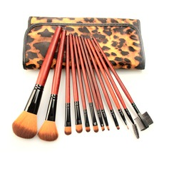 1 Ins Auge Fallend 12Pcs Leoparden Beutel Make-up Accessoires