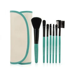 1 Modisch 7Pcs PU Beutel Make-up Accessoires