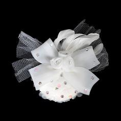 Spécial Mousseline En Tulle Fleurs Bijoux coiffure