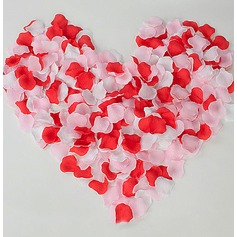 Rose Plastic Petals (set of 12 packs) (More Colors)
